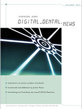 Cover Digital Dental News 2014