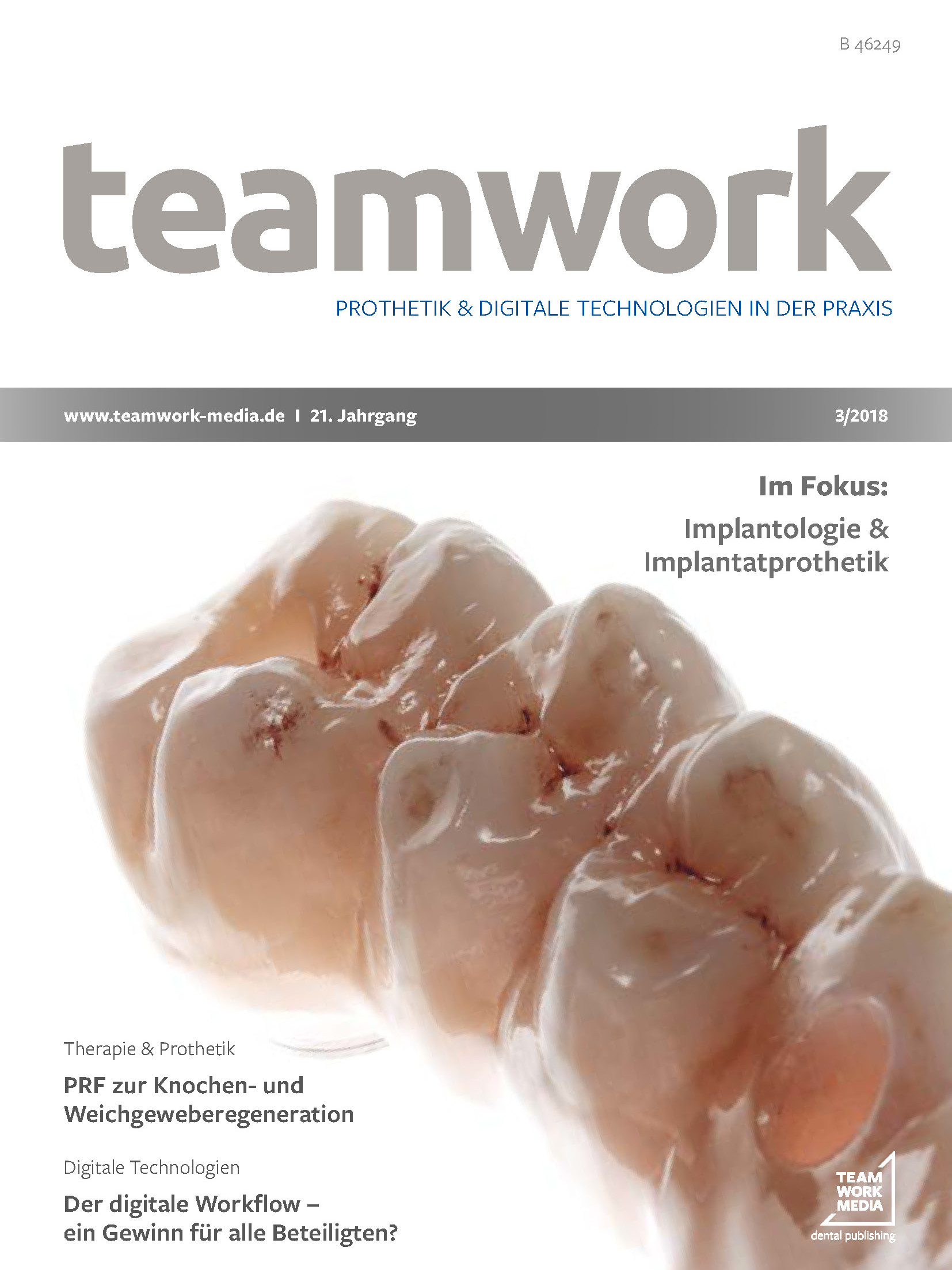 Teamwork 3-18 Cover