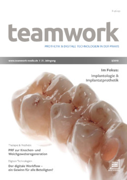 Teamwork 3-18 Cover