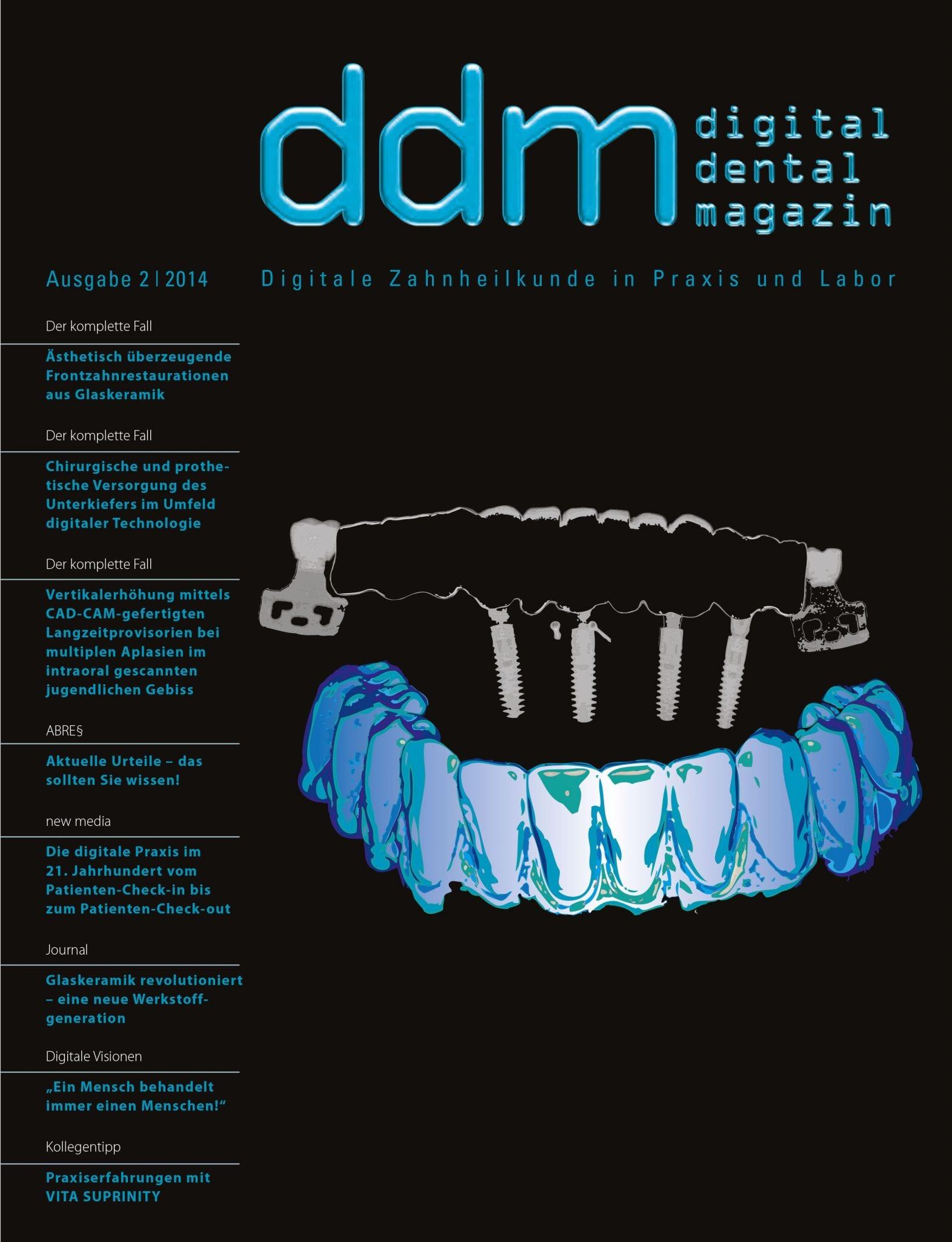 Deckblat-digital-dental-magazin-02_2014 Deckblatt