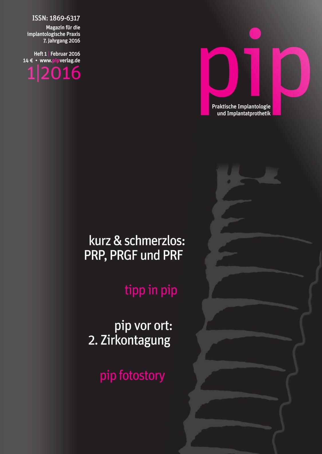 Deckblatt PIP 01_2016