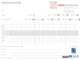 Zinser KVA interaktiv