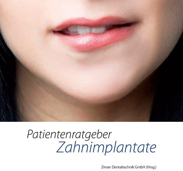 Patientenratgeber Deckblatt