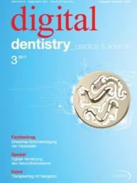 Deckblatt digital dentistry 03_2017