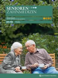 Senioren Zahnmedizin 19/01 Cover